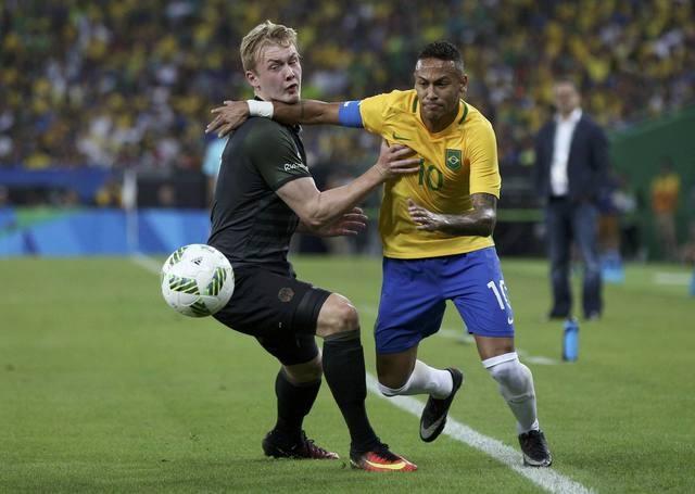 Brazil lan dau gianh HCV Olympic sau loat sut luan luu hinh anh 11