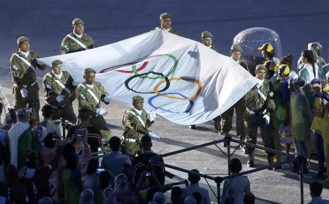 Be mac Olympic 2016: Thu tuong Nhat hoa than Super Mario hinh anh 22