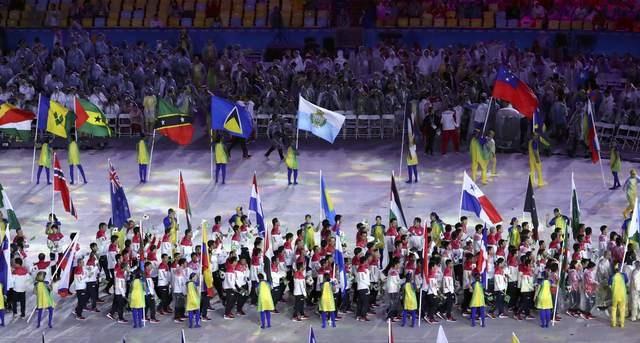 Be mac Olympic 2016: Thu tuong Nhat hoa than Super Mario hinh anh 14