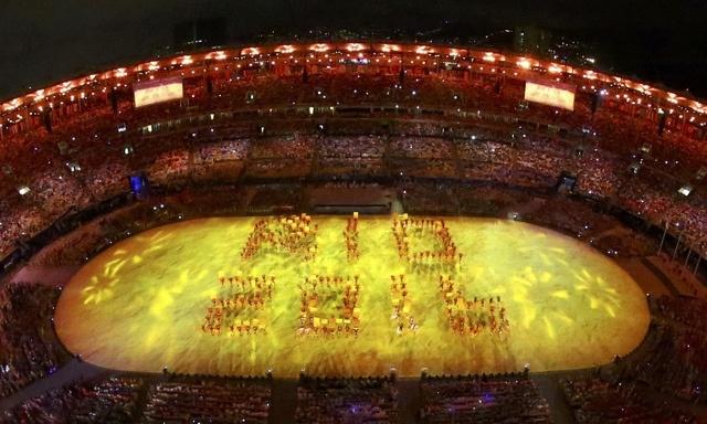 Be mac Olympic 2016: Thu tuong Nhat hoa than Super Mario hinh anh 17