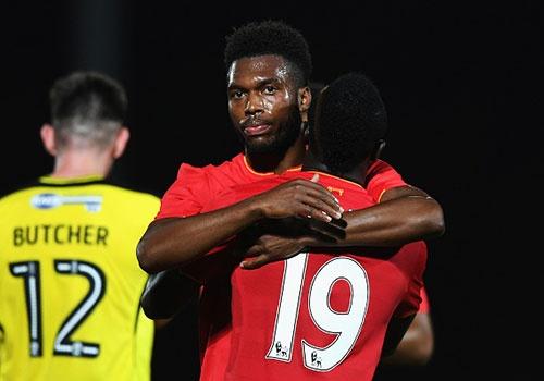 Sturridge ghi 2 ban trong 5 phut, Liverpool thang 5 sao hinh anh