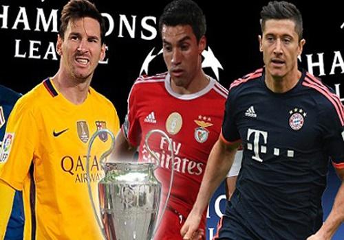 Barca dan dau 10 ung vien vo dich Champions League hinh anh