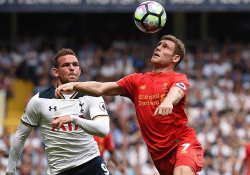 Tottenham vs Liverpool (1-1): Dai chien bat phan thang bai hinh anh