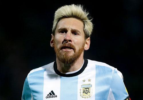 Messi - dua con bi that lac cua Argentina hinh anh
