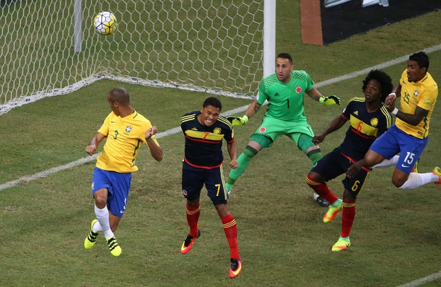 Brazil vs Colombia (2-1): Neymar hay nhat tran hinh anh 8
