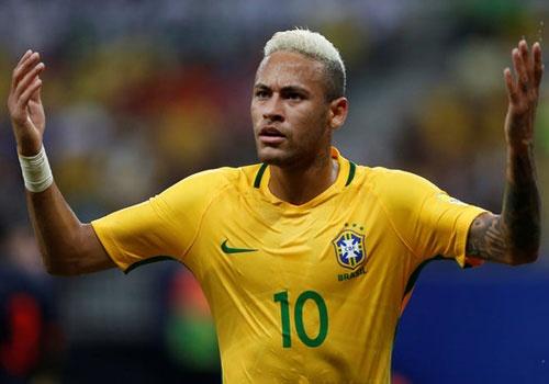 Brazil vs Colombia (2-1): Neymar hay nhat tran hinh anh