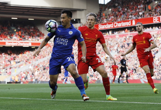 Tran Liverpool vs Leicester City anh 11