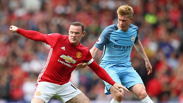 MU 1-2 Man City: De Bruyne hay nhat derby Manchester hinh anh