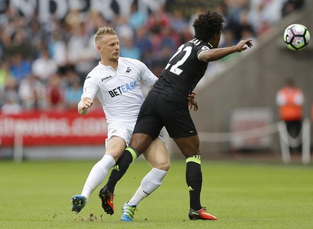Tran Swansea vs Chelsea anh 8