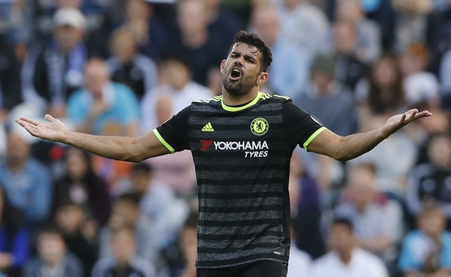 Swansea 2-2 Chelsea: Diego Costa ghi cu dup dep mat hinh anh 12