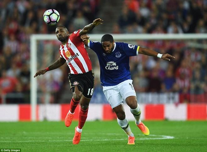 Lukaku ghi hat-trick, Everton thang doi cua David Moyes hinh anh 4