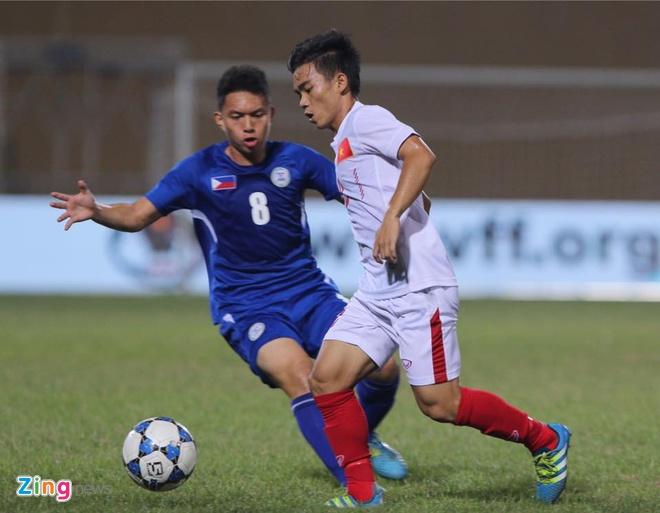 U19 Viet Nam thang Philippines 4-3 nho hai qua penalty hinh anh 8