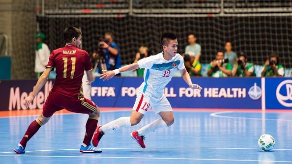 Futsal VN dung buoc o World Cup 2016 sau tran thua 0-7 hinh anh 7