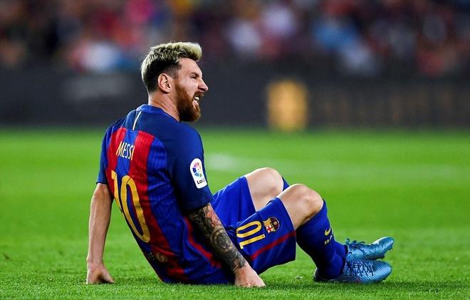 Sporting Gijon 0-5 Barca: Neymar lap cu dup hinh anh 2