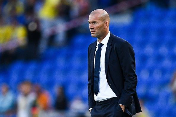 Zidane that vong khi Real hoa Dortmund hinh anh 1
