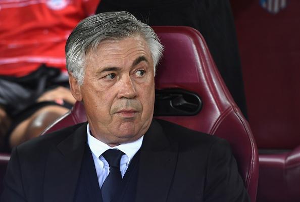 Ancelotti tuc gian vi su cham chap cua Bayern hinh anh 1