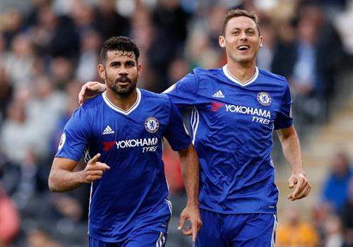 Hull 0-2 Chelsea: Costa, Willian ghi ban dep mat hinh anh