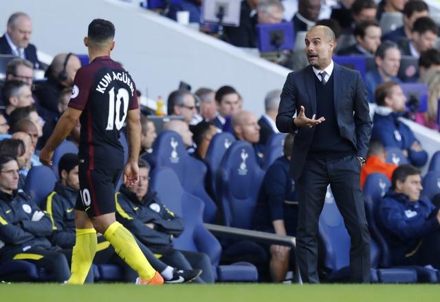 Tottenham 2-0 Man City: Pep Guardiola thua tran dau hinh anh 22