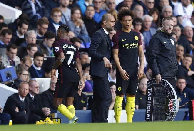 Tottenham 2-0 Man City: Pep Guardiola thua tran dau hinh anh 23
