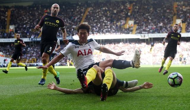 Tottenham 2-0 Man City: Pep Guardiola thua tran dau hinh anh 11