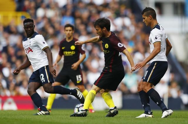 Tottenham 2-0 Man City: Pep Guardiola thua tran dau hinh anh 13