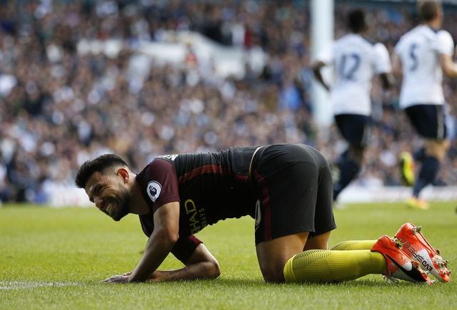 Tottenham 2-0 Man City: Pep Guardiola thua tran dau hinh anh 14