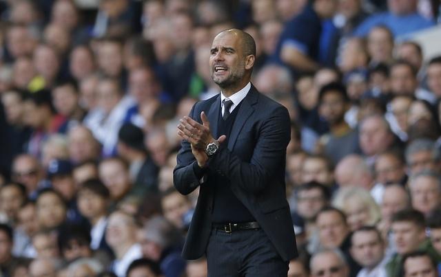 Tottenham 2-0 Man City: Pep Guardiola thua tran dau hinh anh 18