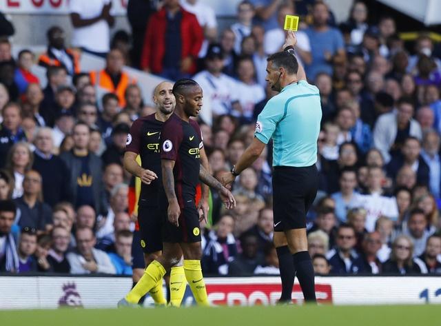 Tottenham 2-0 Man City: Pep Guardiola thua tran dau hinh anh 19