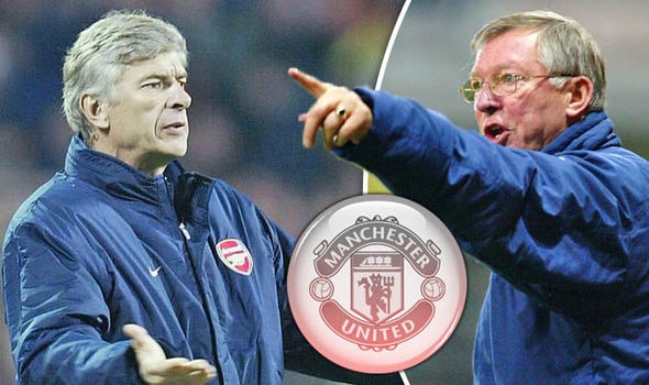 MU tung muon Wenger thay the Sir Alex anh 1