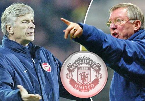MU tung muon Wenger thay the Sir Alex hinh anh