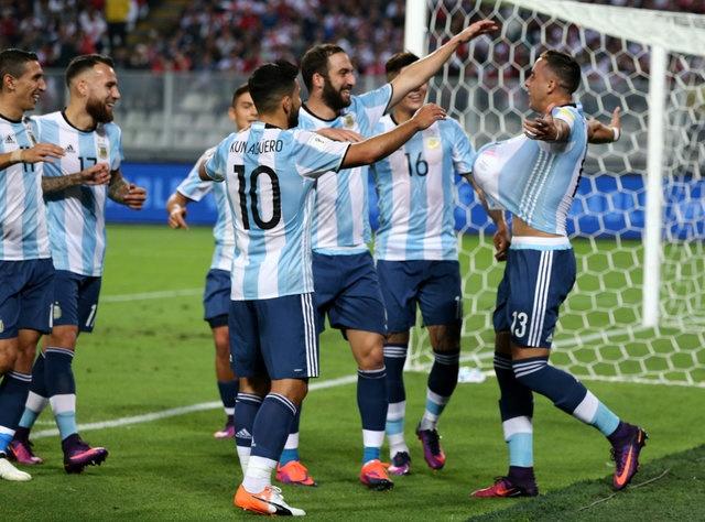 Thieu vang Messi, tuyen Argentina khong the thang Peru hinh anh 10