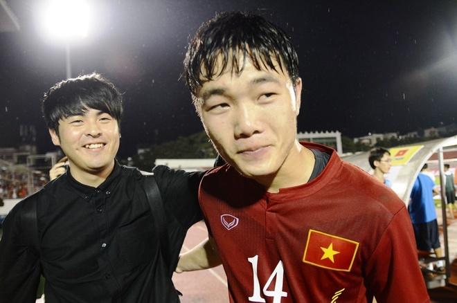 Tran Indonesia vs DT Viet Nam anh 3