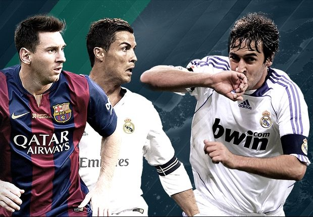 Vuot Ronaldo va Messi, Raul hay nhat lich su La Liga hinh anh 1