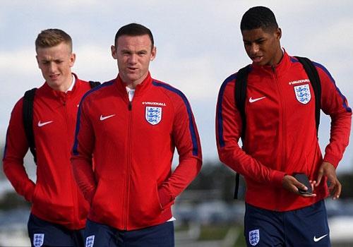 Rooney du bi o tran vong loai World Cup 2018 hinh anh