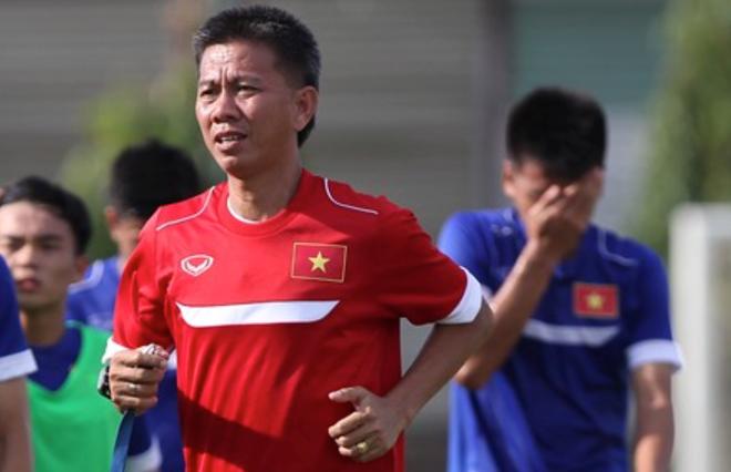 Tran U19 VN vs U19 CHDCND Trieu Tien anh 2
