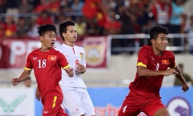 U19 Viet Nam hoa 1-1 truoc U19 UAE trong the tran mat nguoi hinh anh 13