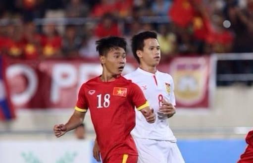 U19 Viet Nam hoa 1-1 truoc U19 UAE trong the tran mat nguoi hinh anh 14