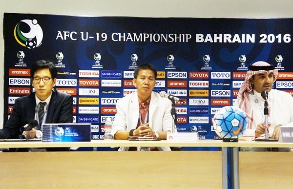 U19 Viet Nam hoa 1-1 truoc U19 UAE trong the tran mat nguoi hinh anh 1