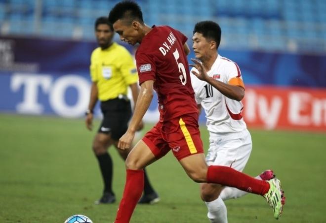 U19 Viet Nam hoa 1-1 truoc U19 UAE trong the tran mat nguoi hinh anh 2