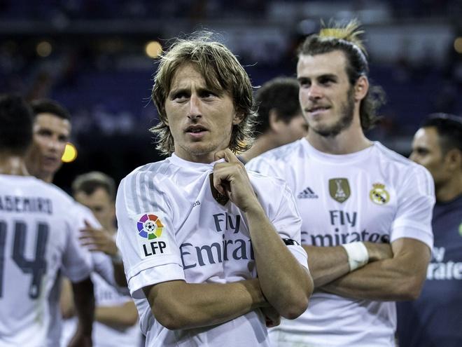 Vuot qua Ronaldo, Modric cham chi nhat o Real hinh anh 1
