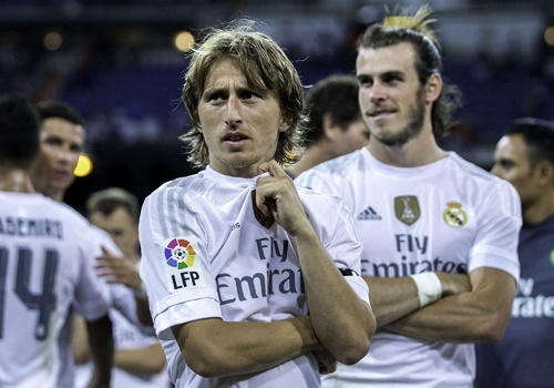 Vuot qua Ronaldo, Modric cham chi nhat o Real hinh anh