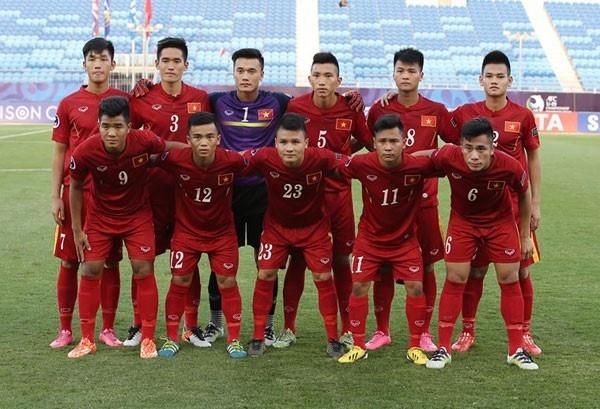 Tran U19 Viet Nam vs U19 Iraq anh 10