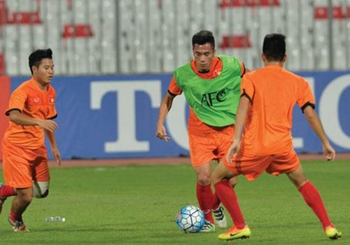 Tran U19 Viet Nam vs U19 Iraq anh 14