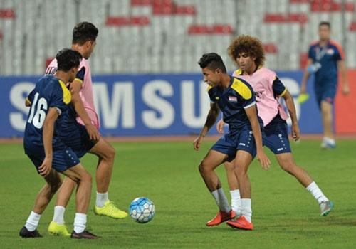 Tran U19 Viet Nam vs U19 Iraq anh 15