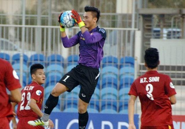 U19 Viet Nam lap ky tich vao tu ket U19 chau A hinh anh 16