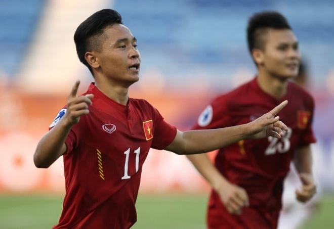 U19 Viet Nam lap ky tich vao tu ket U19 chau A hinh anh 5