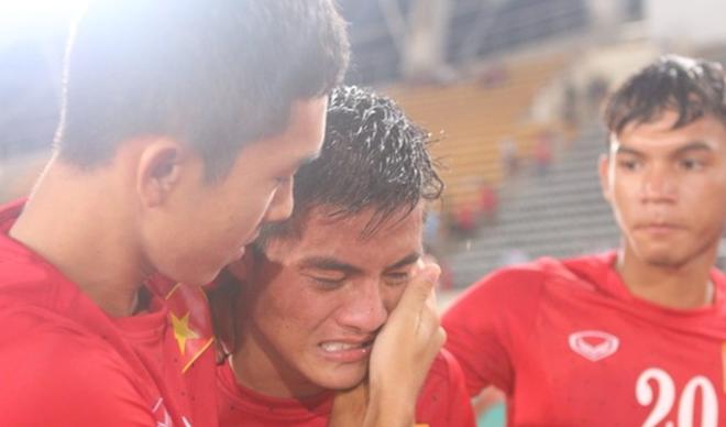 U19 Viet Nam lap ky tich vao tu ket U19 chau A hinh anh 8
