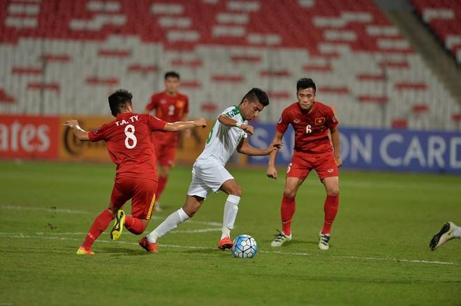 Tran U19 Viet Nam vs U19 Iraq anh 20