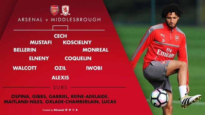 Tran Arsenal vs Middlesbrough anh 8