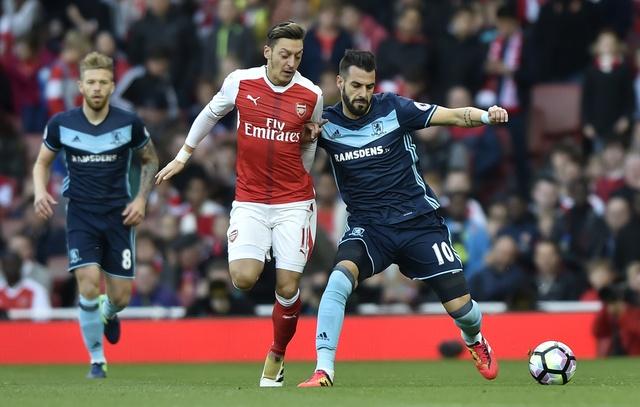 Tran Arsenal vs Middlesbrough anh 18